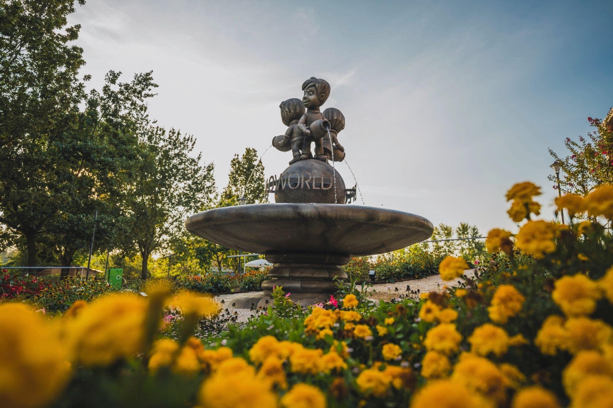 esploworld fontana